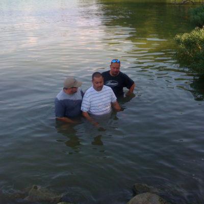 LRH Baptism